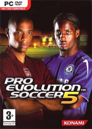 Pro Evolution Soccer 5 sur PC