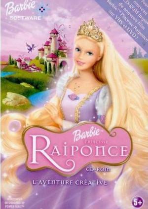 Barbie : Princesse Raiponce : L'Aventure Créative