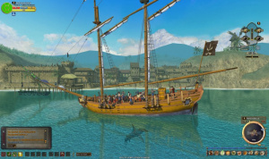 E3 2007 : Pirates Of The Burning Sea hisse la grande voile