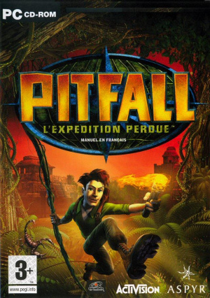 Pitfall Harry : L'Expédition Perdue
