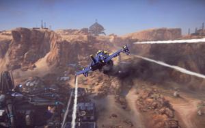 Le moteur de PlanetSide 2 dans d'autres MMO