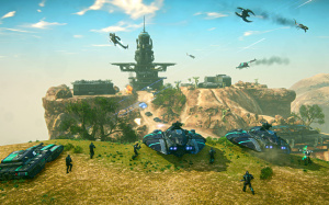 Interview PlanetSide 2