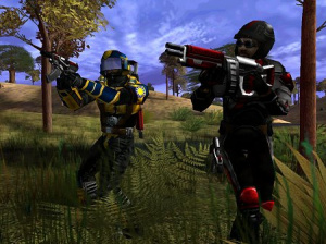 PlanetSide prochainement en  free-to-play