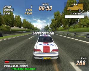 Paris-Marseille Racing : Police Madness