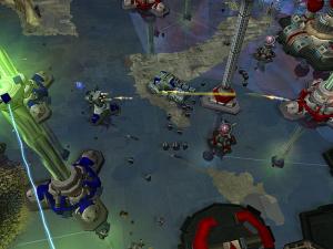 Codemasters édite Perimeter