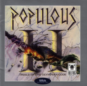 Populous II : Trials of the Olympian Gods sur PC
