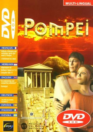 Pompei : Colere du Volcan