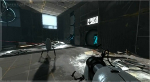 Portal 2 aurait pu avoir un multijoueur compétitif...
