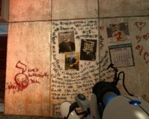 "6ème - Portal - ""Still Alive"""