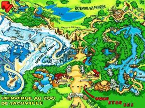 Pouce-Pouce Sauve le Zoo