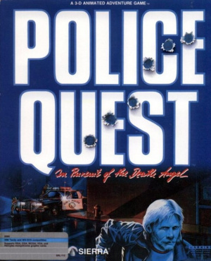 Police Quest : In Pursuit of the Death Angel sur PC