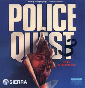 Police Quest 3 : The Kindred sur PC