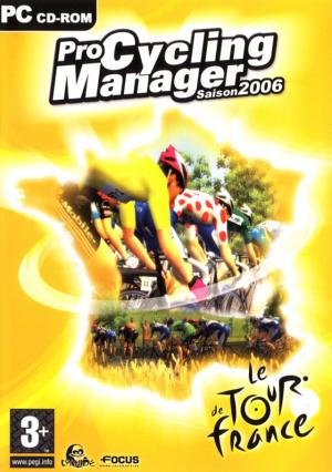 Pro Cycling Manager Saison 2006 sur PC