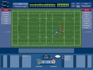 Pro Rugby Manager 2005