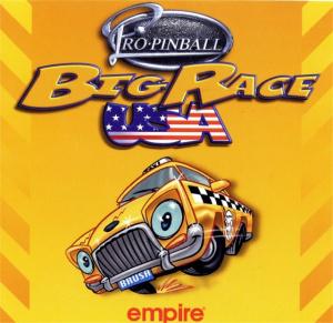 Pro Pinball : Big Race USA sur PC