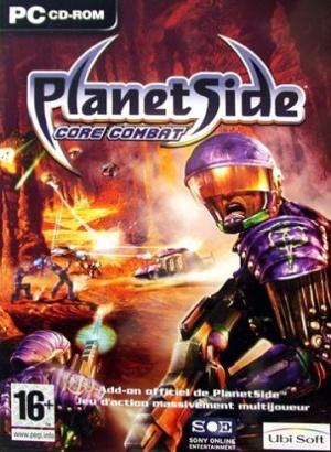 PlanetSide : Core Combat sur PC