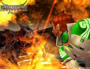 Phantasy Star Universe - PC