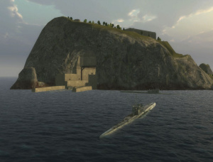 Un duo d'images pour PT Boats : Knights of the Sea