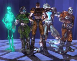 Oldies : Quake III Arena