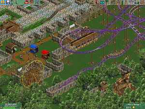 Rollercoaster Tycoon 2 : Time Twister