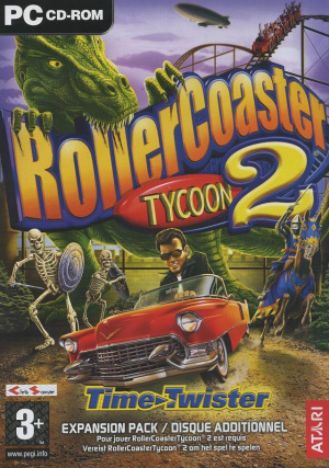 Rollercoaster Tycoon 2 : Time Twister sur PC