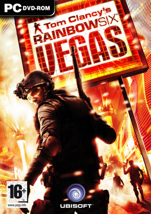 Rainbow Six Vegas sur PC