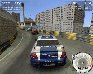 Une mini-extension pour RACE 07