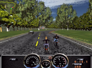Harley Davidson : Race Across America