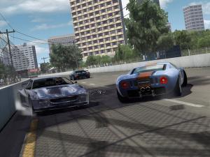 Race Driver 2 fait des dégâts