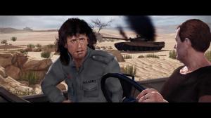 Notre test de Rambo est disponible, et ça fait mal...