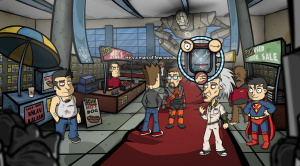 Gamescom : Randal's Monday, des images du point'n click incorrect
