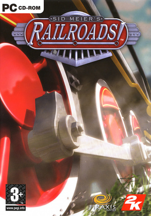 Sid Meier's Railroads ! sur PC