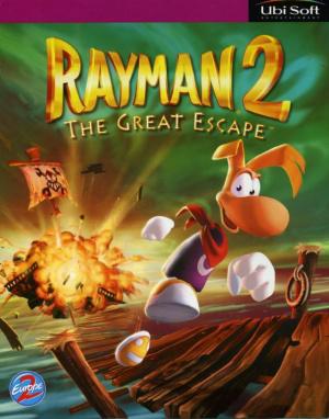 Rayman 2 : The Great Escape sur PC