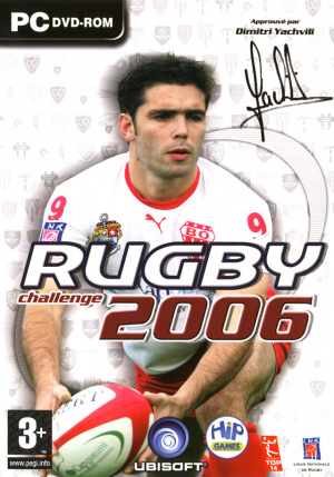 Rugby Challenge 2006 sur PC