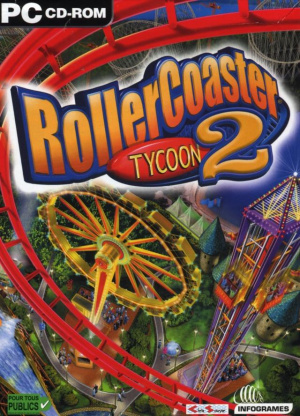 Rollercoaster Tycoon 2 sur PC