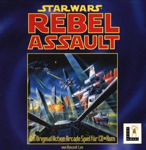 Star Wars : Rebel Assault sur PC