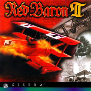 Red Baron 2 sur PC
