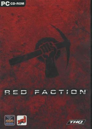 Red Faction sur PC