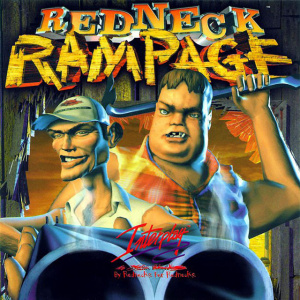 Redneck Rampage sur PC