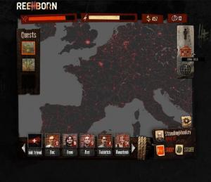 Reehborn, retour dans l'univers de Leelh