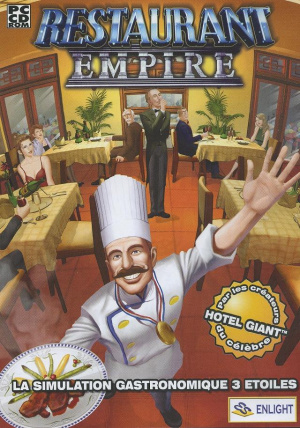 Restaurant Empire sur PC