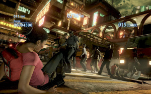Resident Evil 6 x Left 4 Dead 2 sur PC