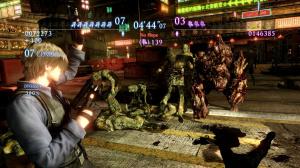 Images de la version PC de Resident Evil 6
