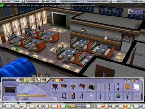 GDC 2009 : Images de Restaurant Empire 2