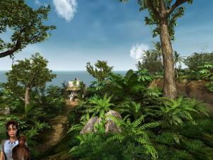 Retour sur l'Ile Mystérieuse 2 reporté sur PC