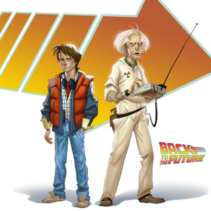Back to the Future: the Game sur Wii
