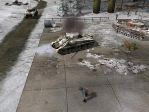Images : Des chiens de guerre dans Rush For Berlin