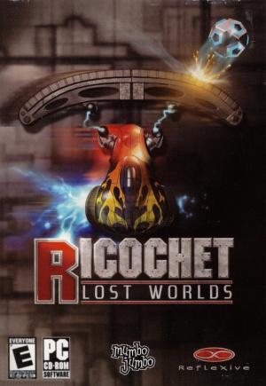 Ricochet Lost Worlds sur PC