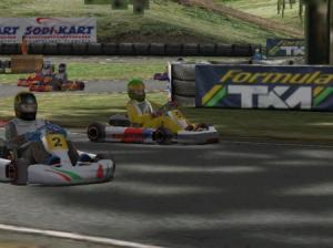 rene arnoux karting