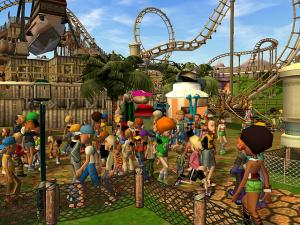 Vente flash : Roller Coaster Tycoon 3 Platinum Edition à moins de 5 €